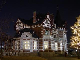 国際友好記念図書館 夜.jpg